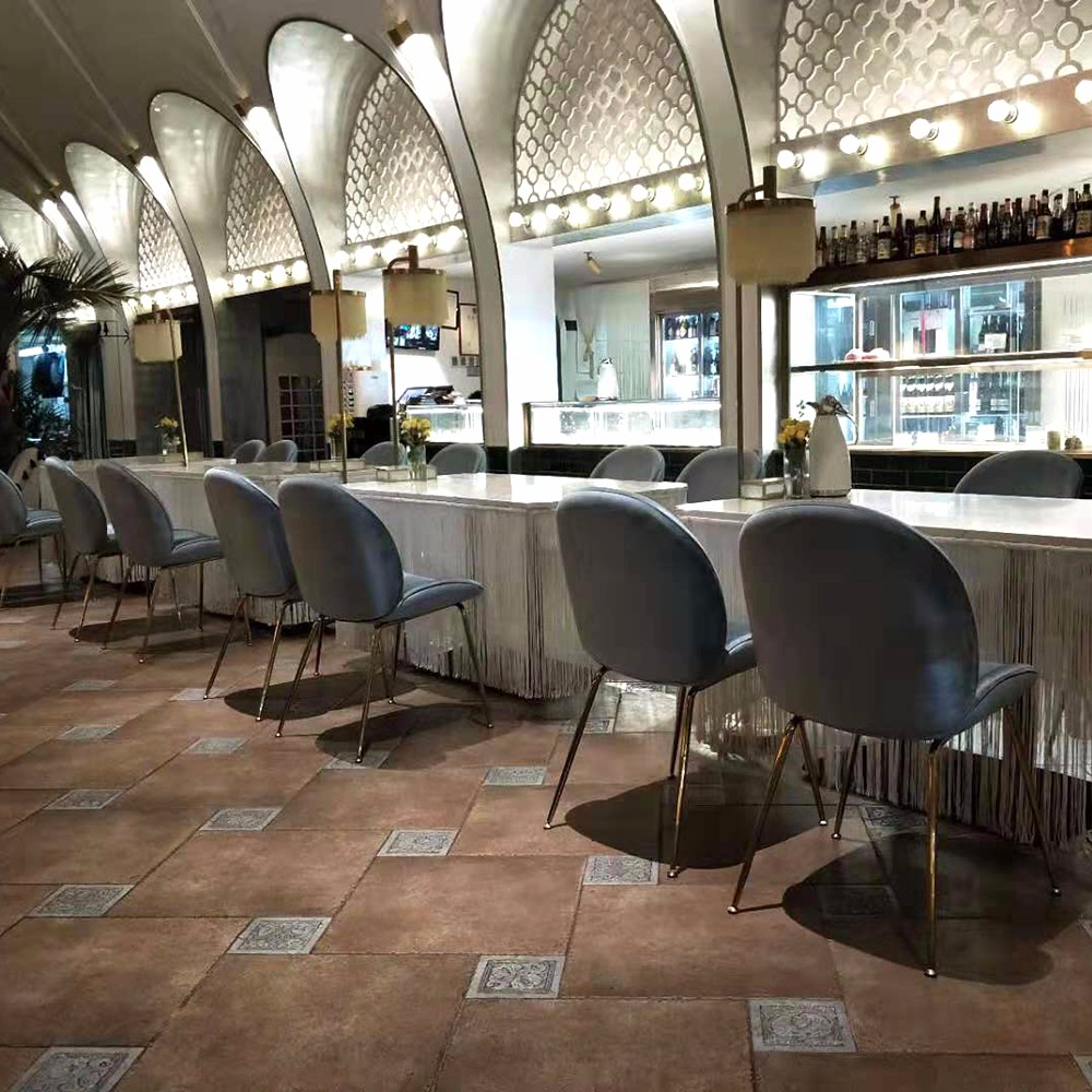 Uptop Furnishings-Restaurant Booth Seating For Sale Supplier, Antique Metal Chairs | Uptop-7