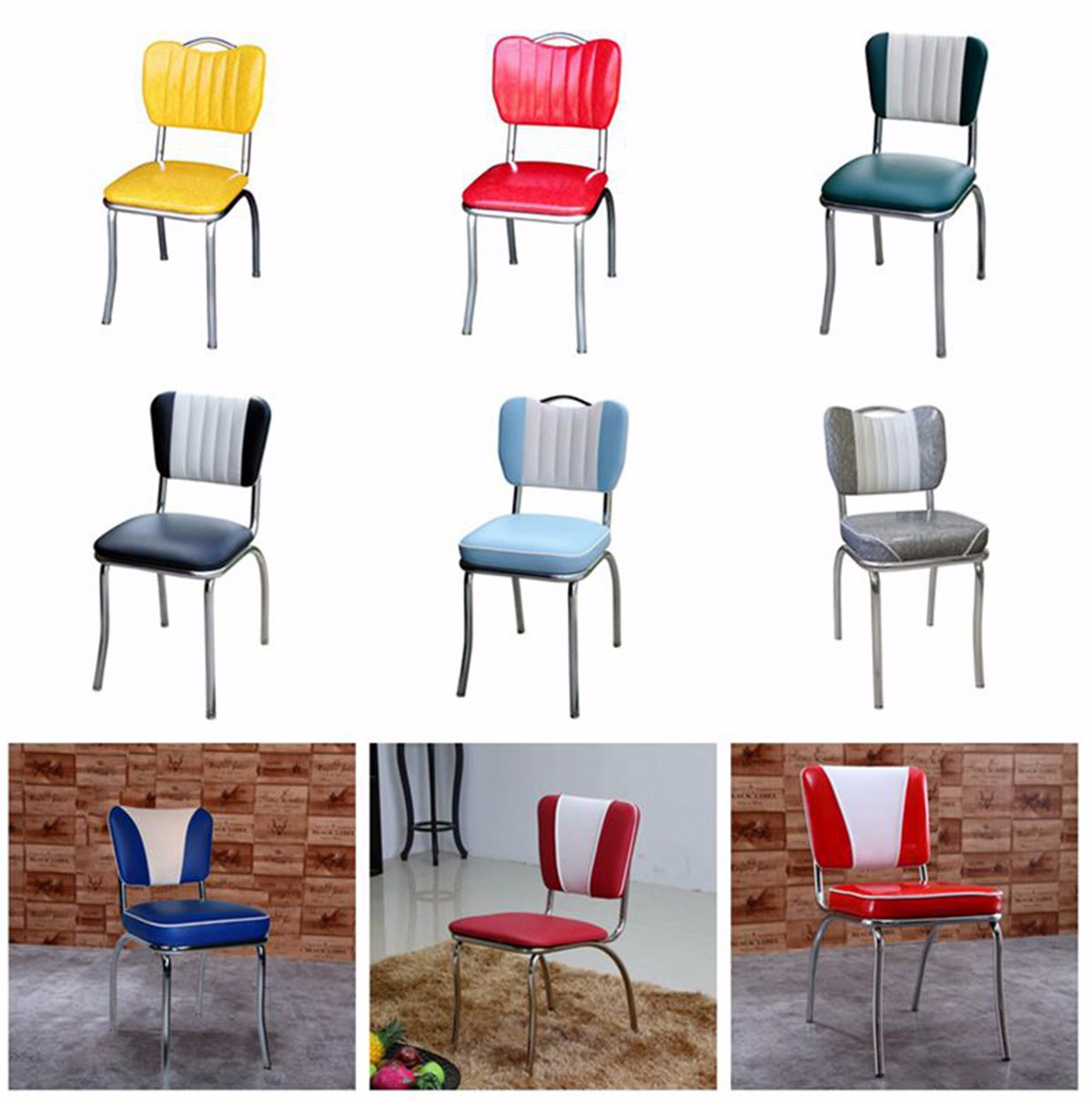 Commercial booth sofa chair used tables and chairs-13