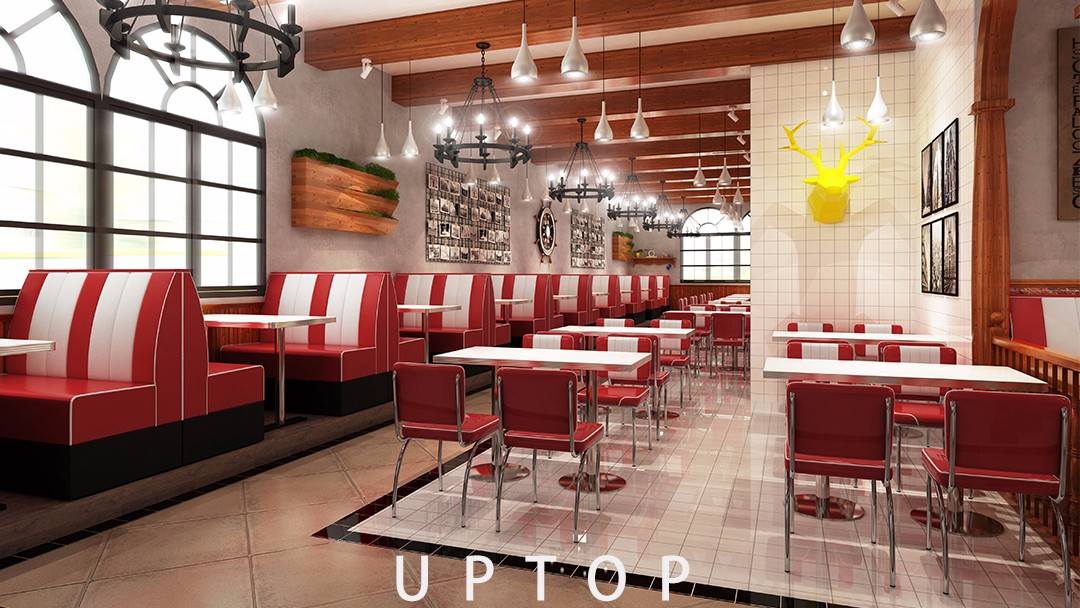Uptop Furnishings-Leather Sofa Manufacturers Customization, Outdoor Restaurant Table | Uptop-1