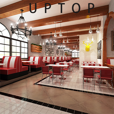 Uptop Furnishings-Leather Sofa Manufacturers Customization, Outdoor Restaurant Table | Uptop-4