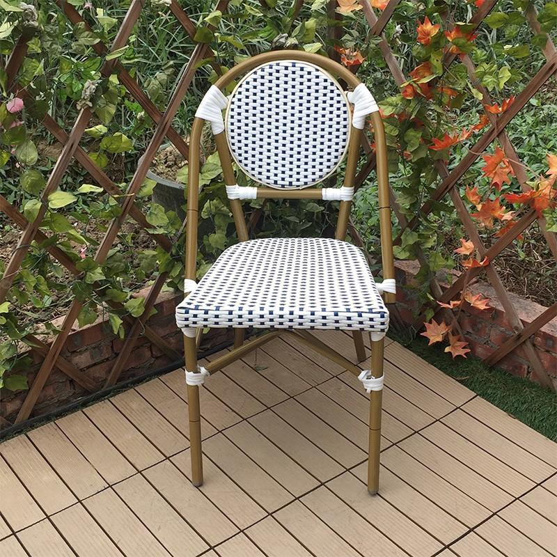 (SP-OC350) Stackable Outdoor rattan / wicker chairs furniture garden sets