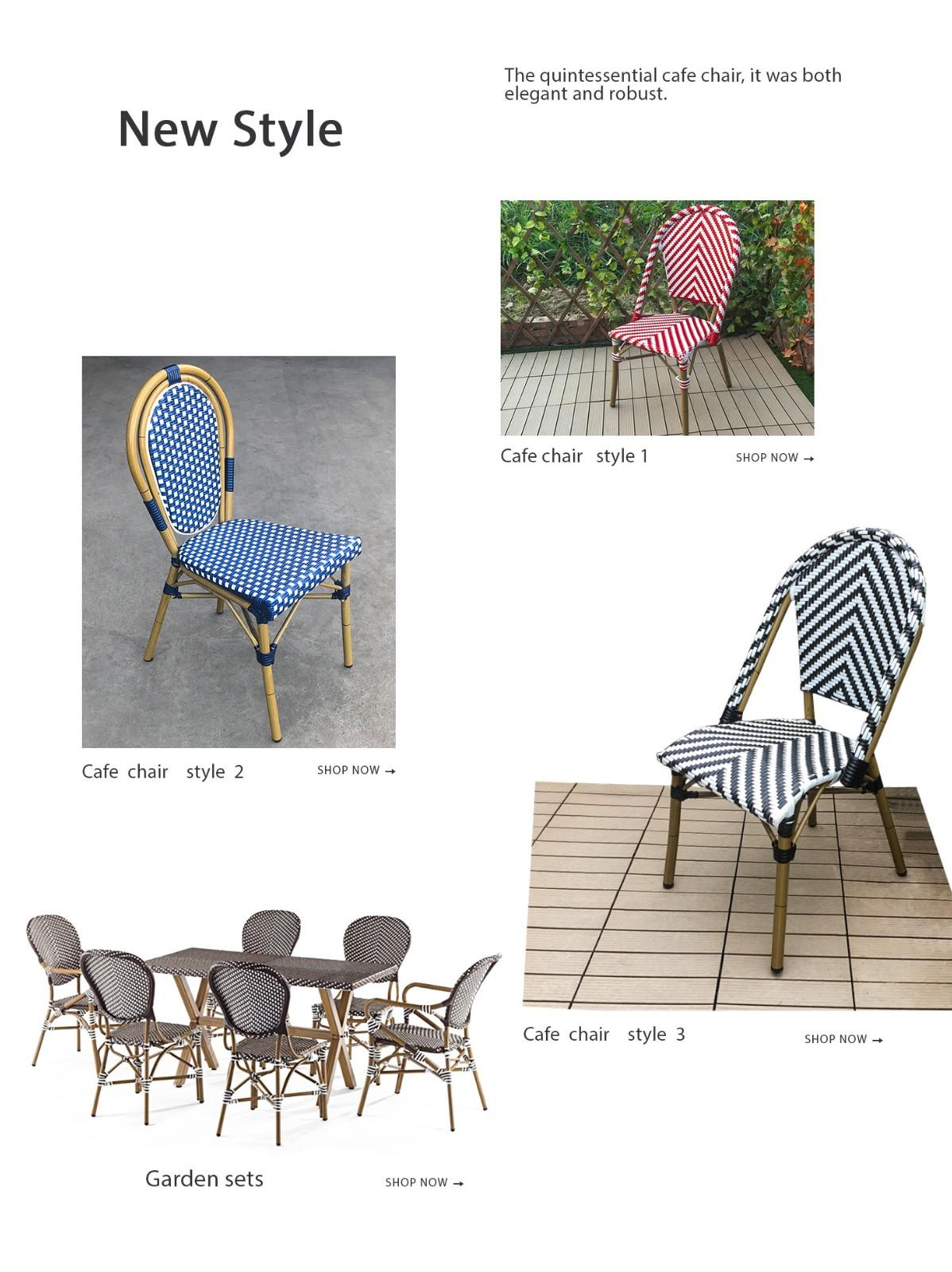 Uptop Furnishings scroll cafe chair factory price for restaurant