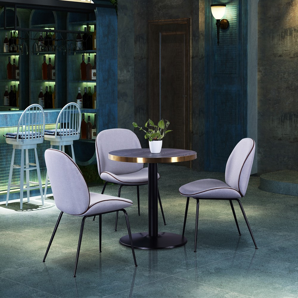 high end cafe furniture factory price for office space-4