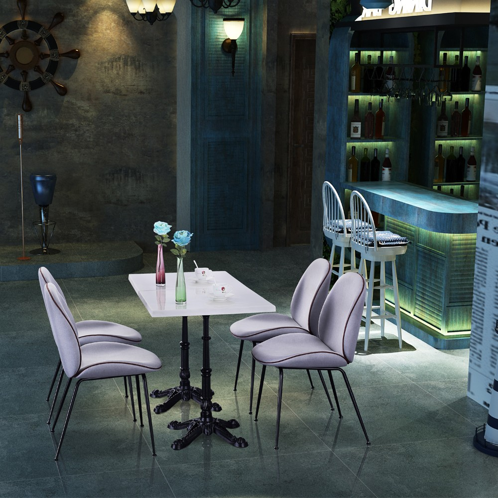 high end cafe furniture factory price for office space-5