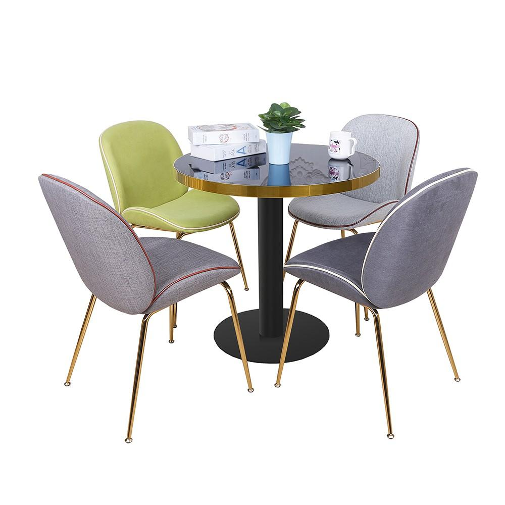 Uptop Furnishings metal cafe table and chairs China Factory