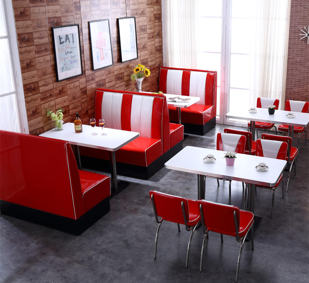 (SP-CT833) Comfortable restaurant leisure table chairs cafe dining table set 4 chairs