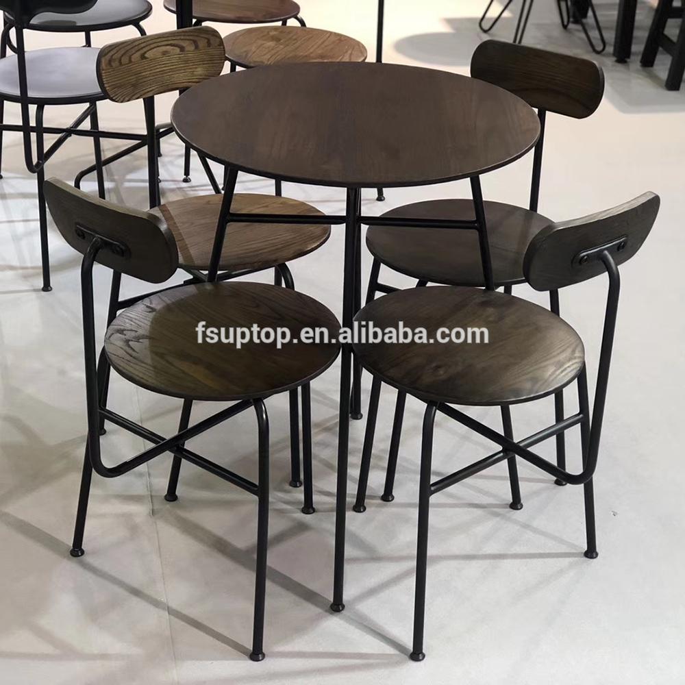 inexpensive metal chair indooroutdoor China supplier for restaurant-4