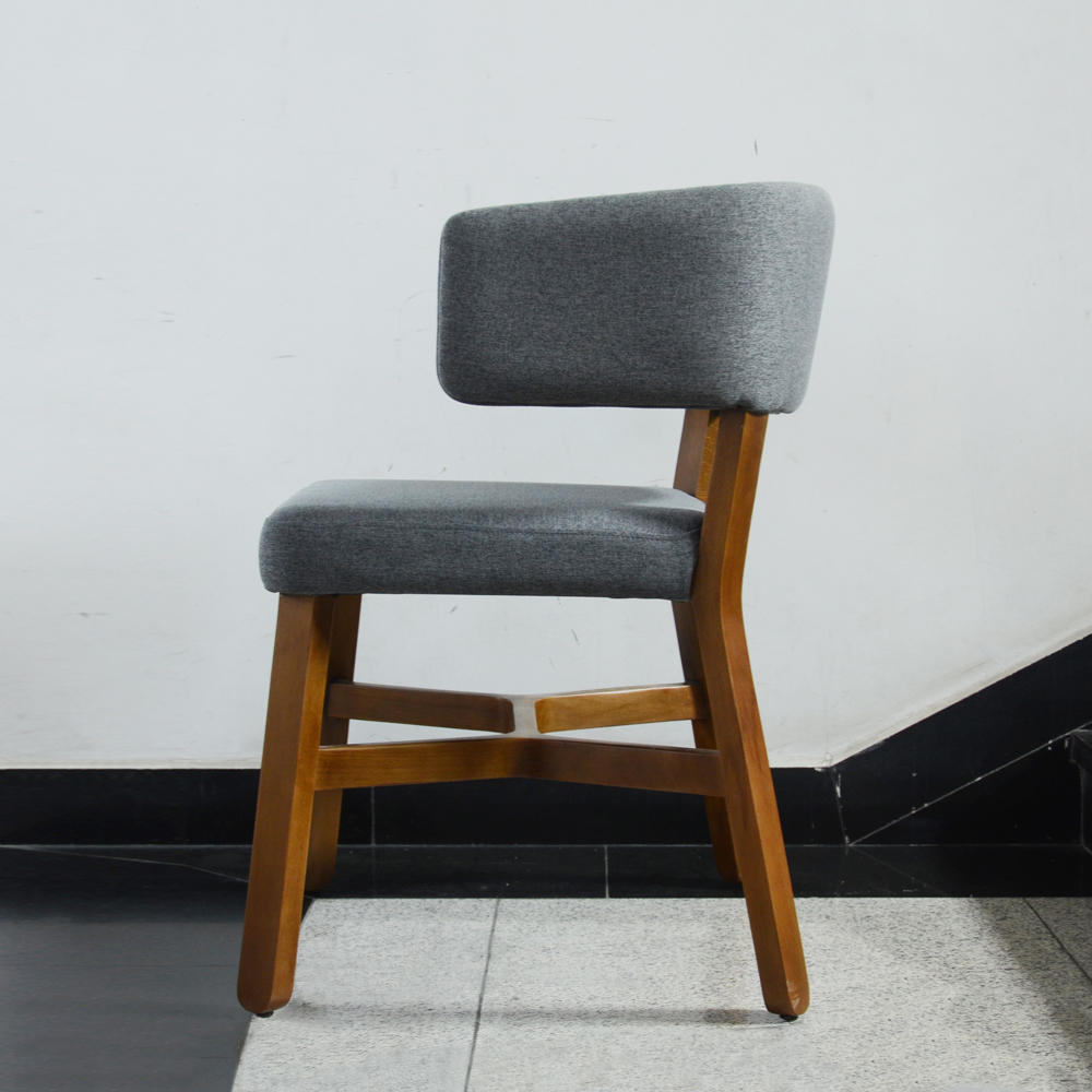 (SP-EC901) Sale wooden fabric dining chairs for restaurant furniture
