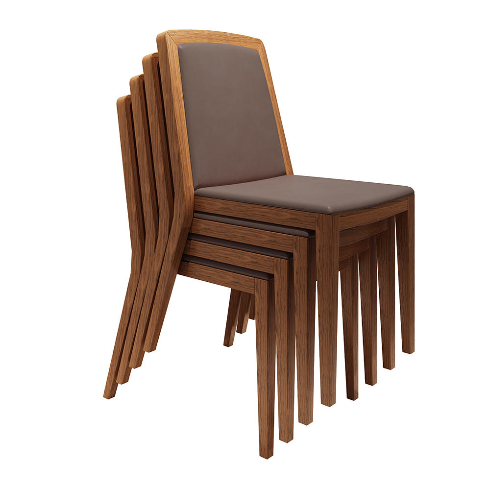 (SP-EC898) New design leather chairs dining furniture restaurant chair
