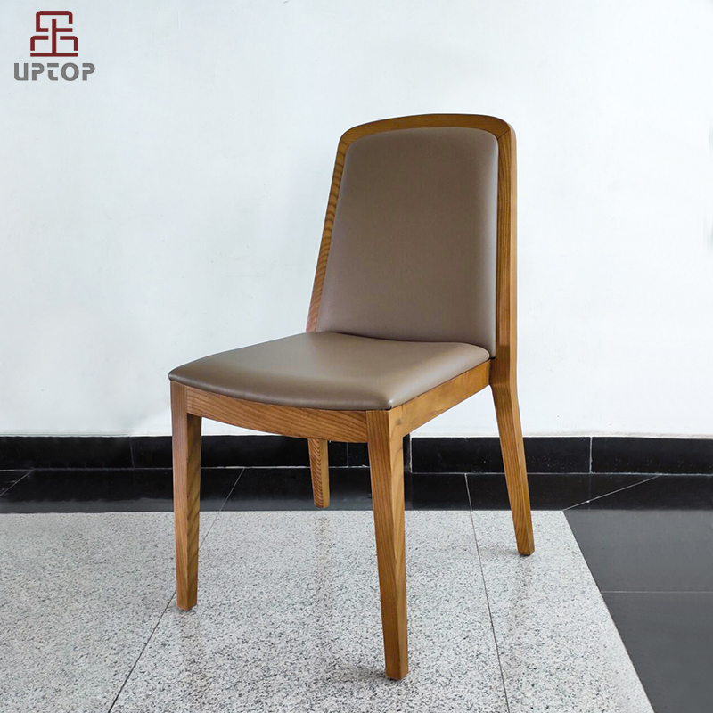video-Uptop Furnishings inexpensive cafe wood chair bulk production for hotel-Uptop Furnishings-img-1