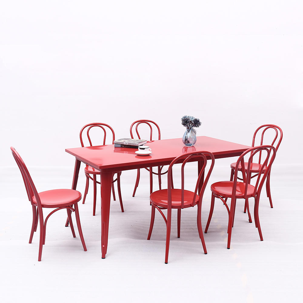 (SP-CT776) New design high quality restaurant table chair coffee shop furniture