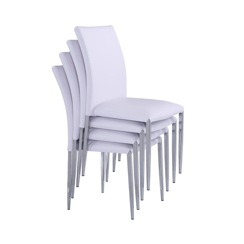 (SP-LC219) Modern coffee shop leather dining wedding chairs