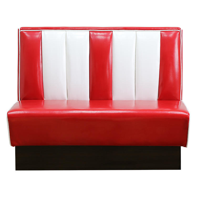 (SP-KS269) American Style leather wooden sofa for living room and restaurant furniture