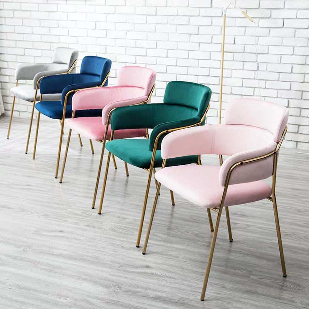 (SP-LC822) New design restaurant colorful dining chair furniture