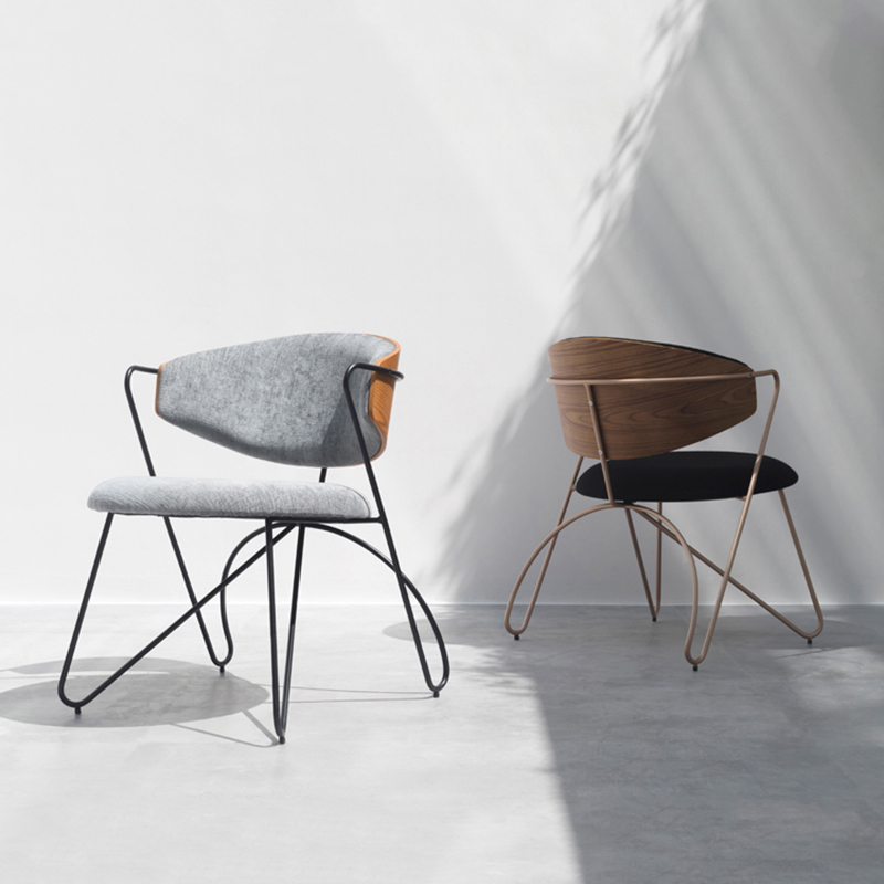 news-Uptop Furnishings-newly restaurant metal chair chair factory price for office space-img