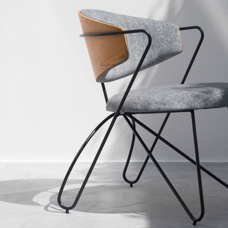 product-Uptop Furnishings-SP-LC280 Modern wholesale lounge metal furniture cafe chairs-img