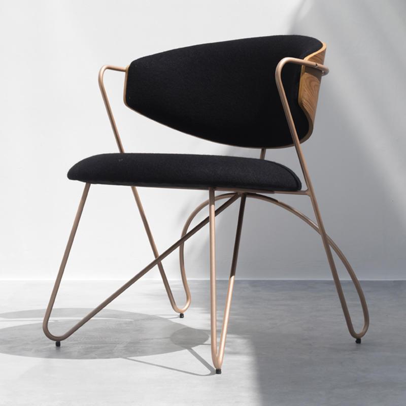 Uptop Furnishings modular aluminum outdoor chair bulk production for restaurant