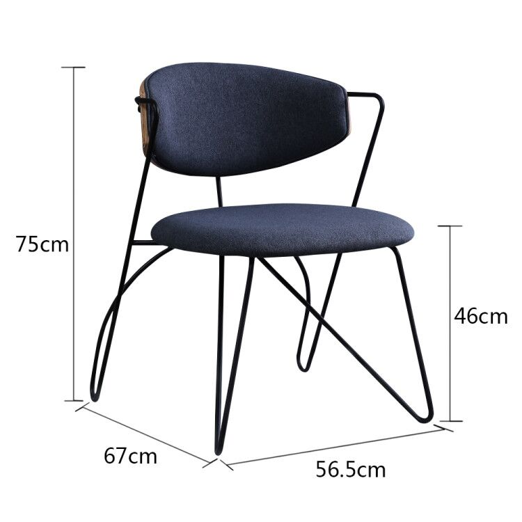 Uptop Furnishings modular aluminum outdoor chair bulk production for restaurant-5
