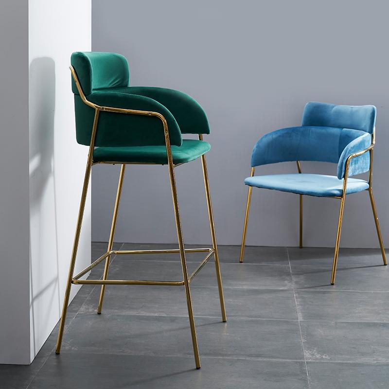 Uptop Furnishings frame cafe metal chair factory price-5
