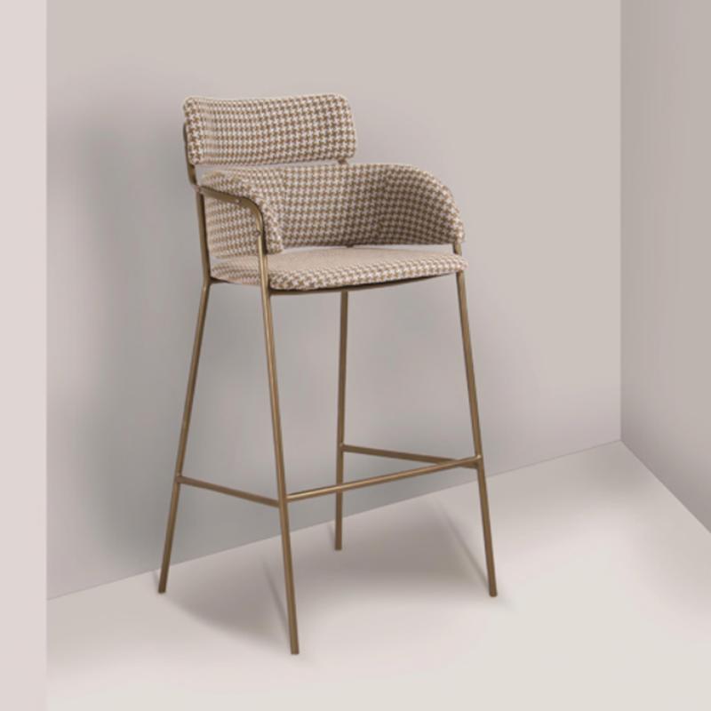 Uptop Furnishings frame cafe metal chair factory price-4