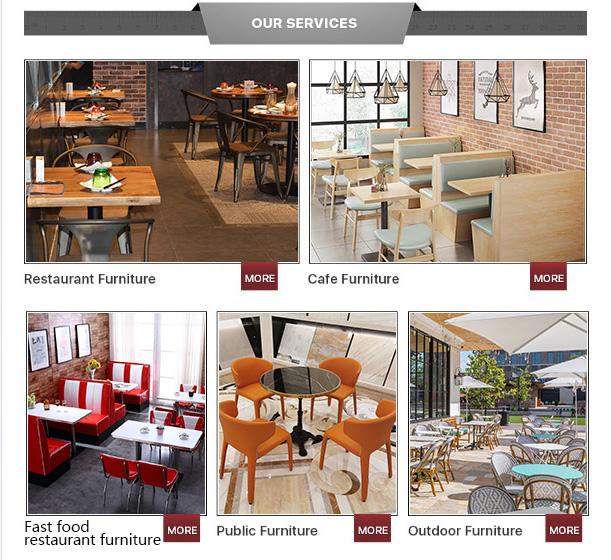 Uptop Furnishings frame cafe metal chair factory price-7