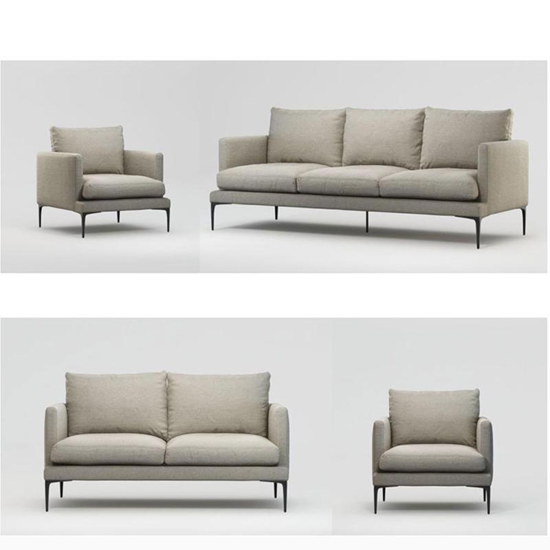 (SP-SF209) Luxury upholstered fabric living room sofa furnitures sofa set