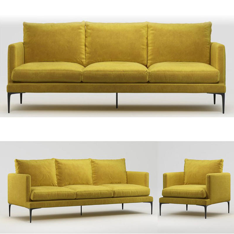 Uptop Furnishings loveseat reception sofa buy now for bank