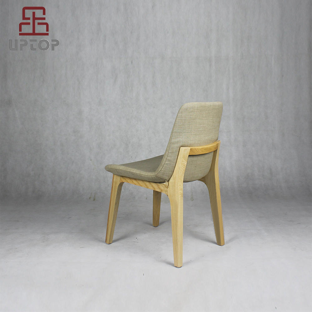 (SP-EC362) Simple lounge wood dining chair for restaurant furniture