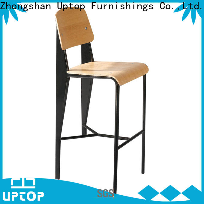 Uptop Furnishings Bar table &chair set at discount for public