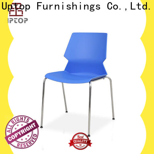 Uptop Furnishings side stackable plastic chairs at discount for bar