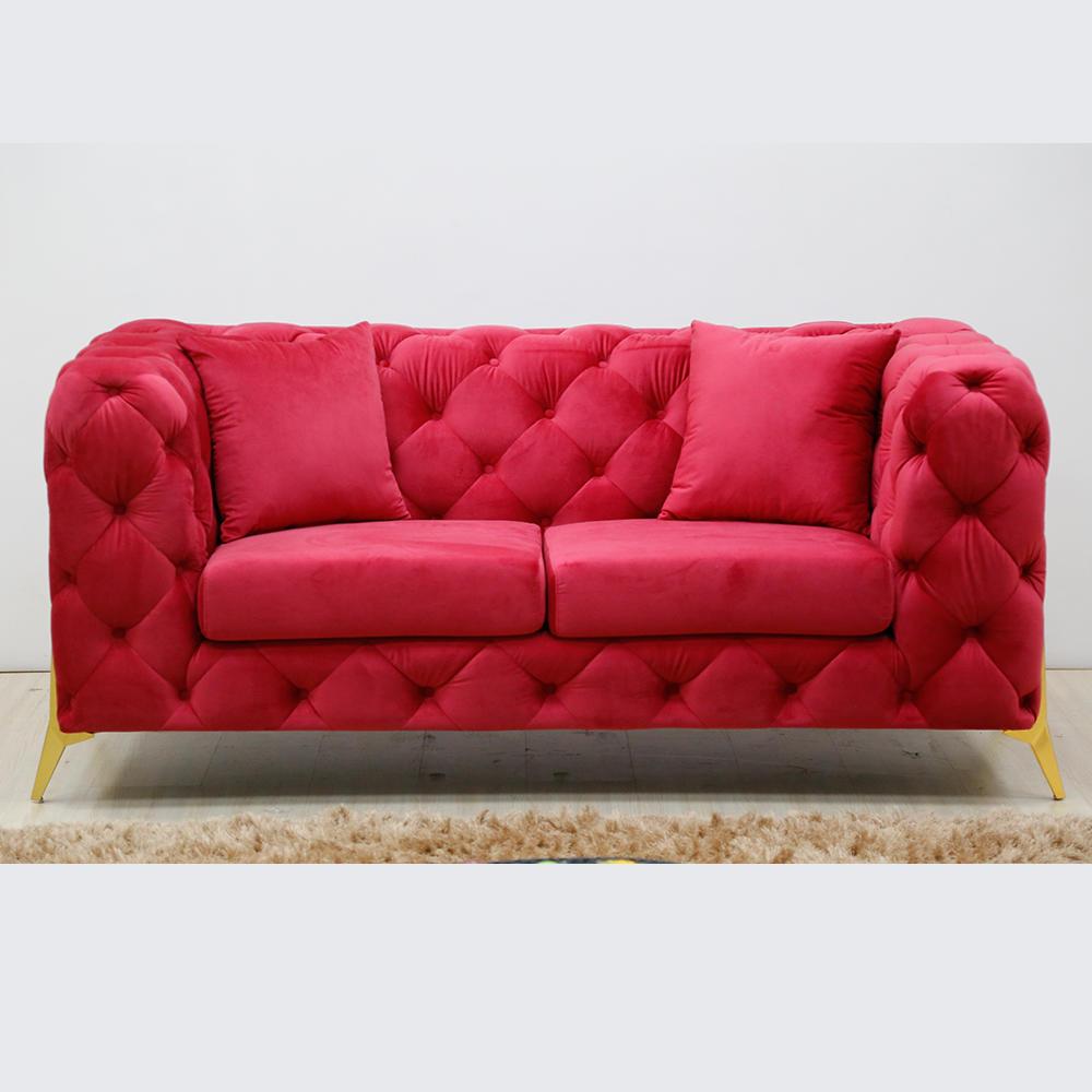 (SP-KS255A) Modern furniture restaurant sets fabric sofa