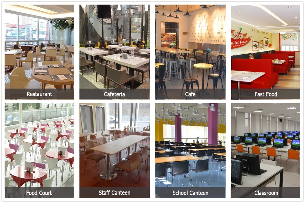 industrial cafe tables and chairs for sale