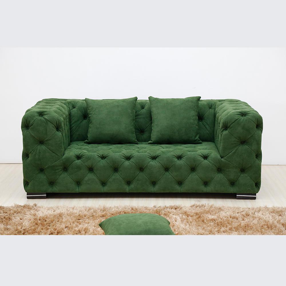 (SP-KS252) Modern hotel cafe fabric sofa furniture