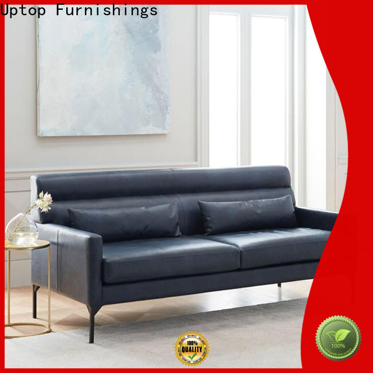 Uptop Furnishings arm waiting room sofa buy now for office