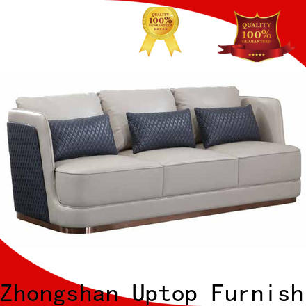 Uptop Furnishings loveseat waiting room sofa wholesale for home