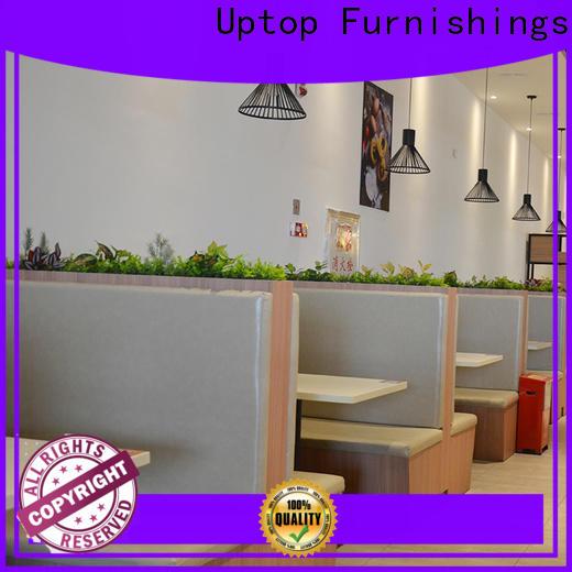 Uptop Furnishings stackable industrial restaurant furniture free design for restaurant