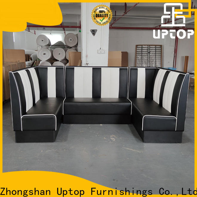Uptop Furnishings dining retro metal chairs bulk production for hotel