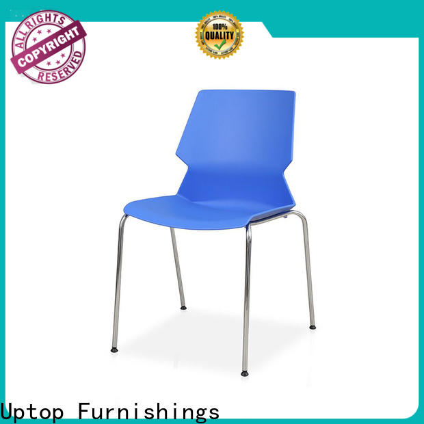 Uptop Furnishings plastic dining chairs bulk production for restaurant