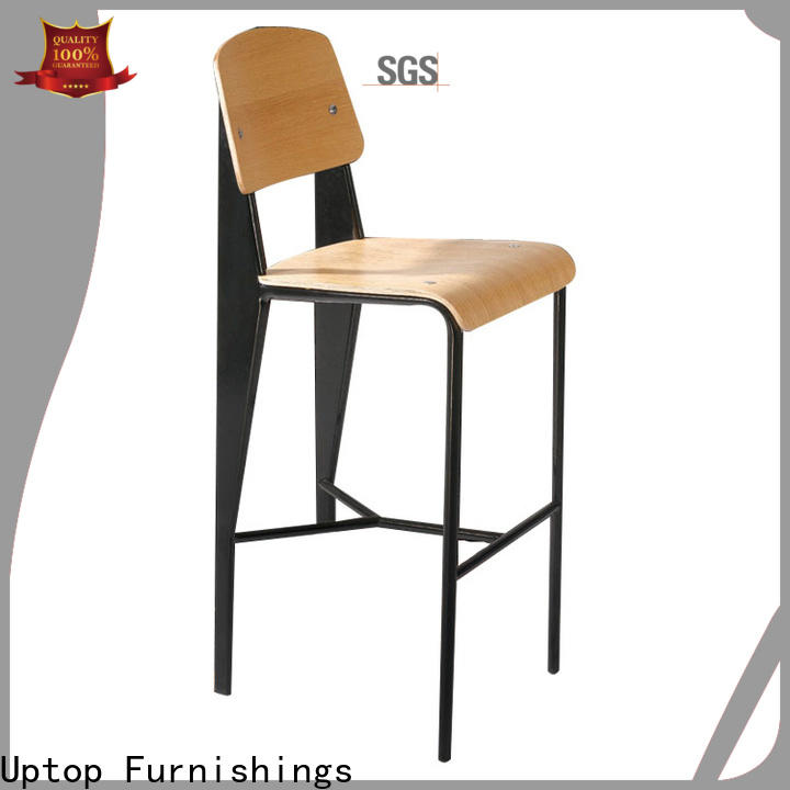 Uptop Furnishings lounge Bar table &chair set bulk production for public