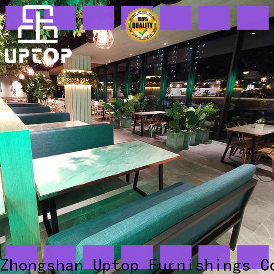 Uptop Furnishings modern Bar table &chair set at discount for public
