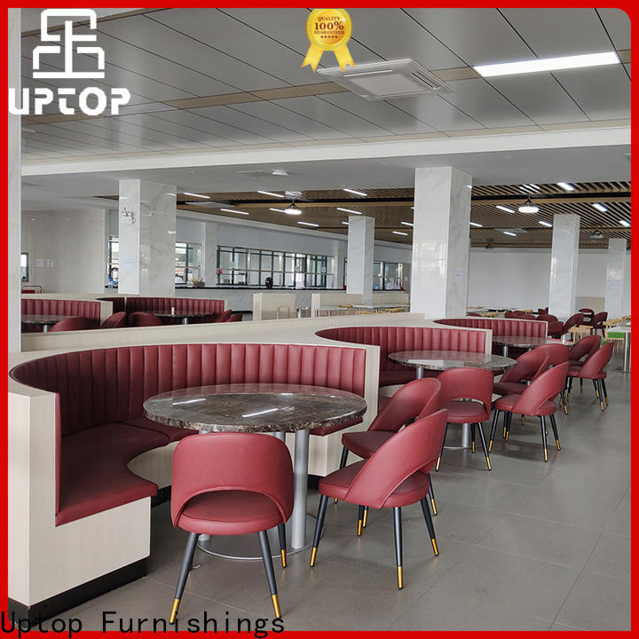 Uptop Furnishings Luxury Bar table &chair set factory price for hotel