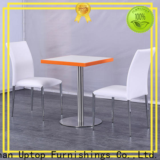 Uptop Furnishings good-package restaurant tables and chairs free design for hotel