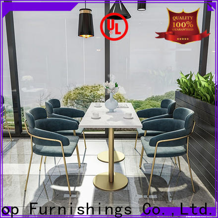 Popular design Bar table &chair set bar at discount for cafe
