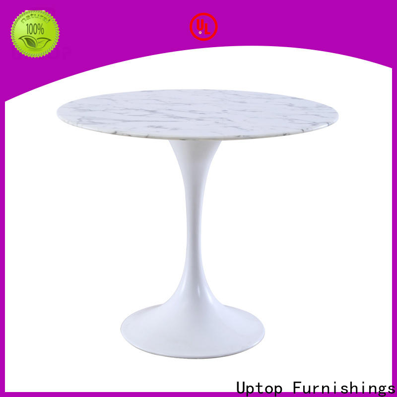 Uptop Furnishings superior tulip table long-term-use for restaurant
