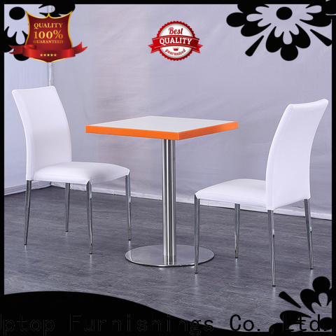 reasonable restaurant tables and chairs bulk production for airport