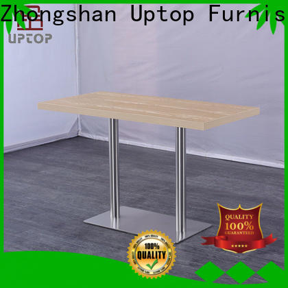 high teach dining tables for small spaces industrial factory price for home