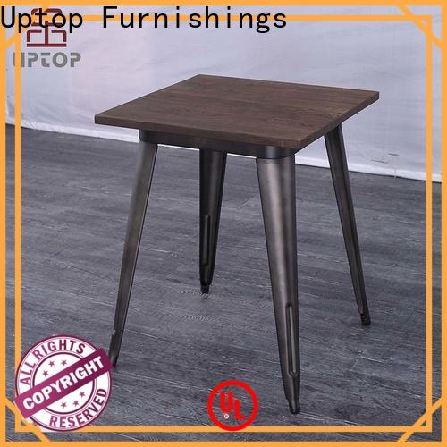 Uptop Furnishings table dining tables for small spaces Certified for hospital