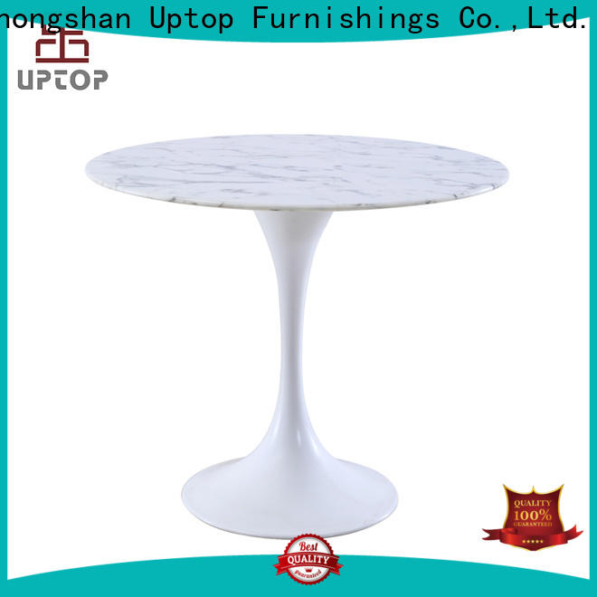 Uptop Furnishings white leisure table China Factory