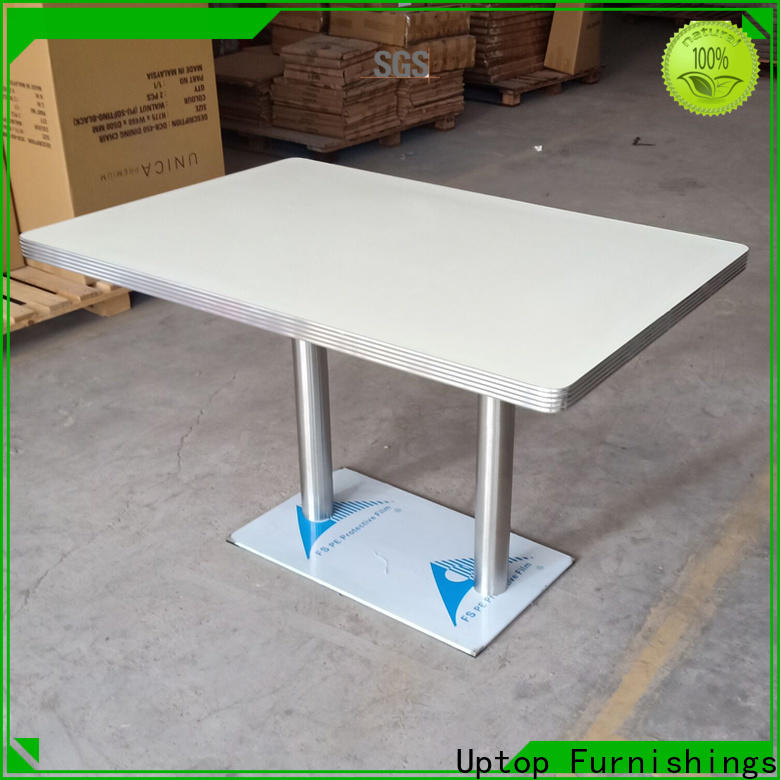 Uptop Furnishings mordern kitchen tables for sale with cheap price for office