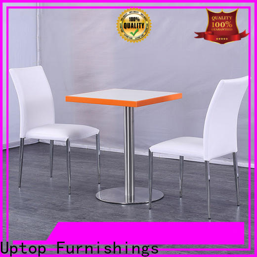newly cafe furniture metal free design for hotel
